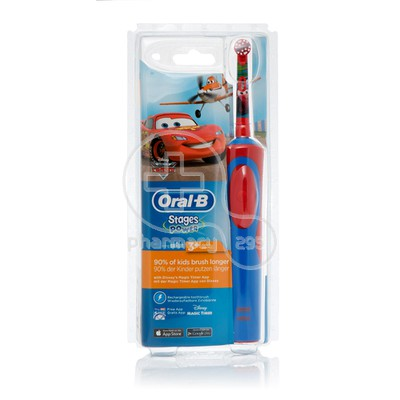 ORAL-B - STAGES POWER for Boys 3+