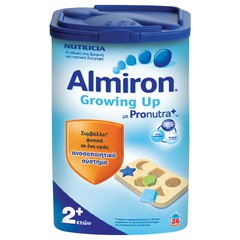Almiron Growing Up 2+ Γάλα για Παιδιά 800gr