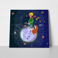 Illustration of little prince 335574983 a
