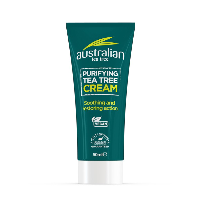 Australian Tea Tree Purifying Cream