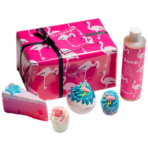 Let s flamingle gift pack