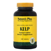 NATURE`S PLUS KELP 300TABLETS