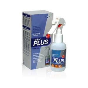 Hedrin plus spray