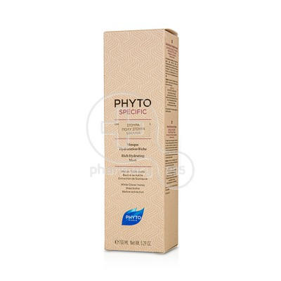 PHYTO - PHYTOSPECIFIC Masque Hydration Riche - 150ml