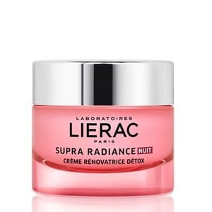 Lierac supra radiance night cream