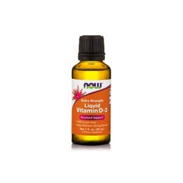Now Foods Liquid Vitamin D-3 30 ml