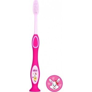 Chicco dental care pink