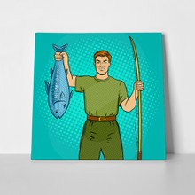 Pop art fisherman 772723063 a