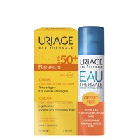 URIAGE BARIESUN CREAM SPF50 50ML (PROMO+EAU THERMALE 50ML)