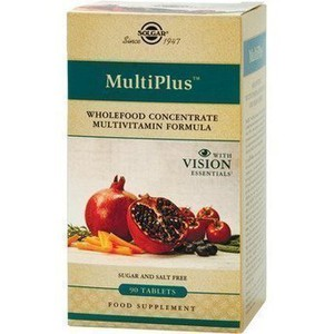 Solgar multiplus with vision  essentials  90tabs