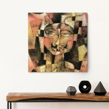 Paul klee   head with german style beard