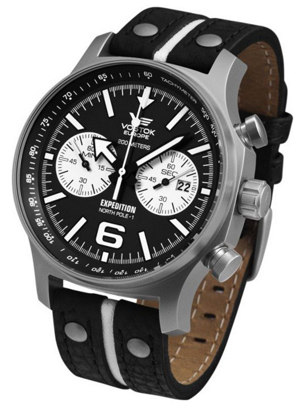 Expedition North Pole 1 Grand Chrono Line