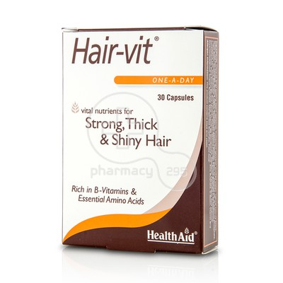HEALTH AID - Hair-Vit - 30caps