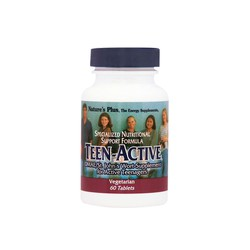 Nature's Plus Teen-Active 60 Tαμπλέτες
