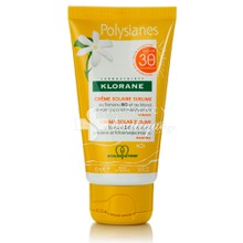 Polysianes Creme Solaire Sublime SPF30, 50ml