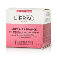 LIERAC - SUPRA RADIANCE Gel-Creme Renovateur Anti-Ox - 50ml PNM