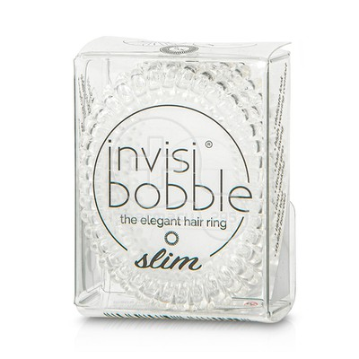INVISIBOBBLE - SLIM Crystal Clear - 3τεμ.
