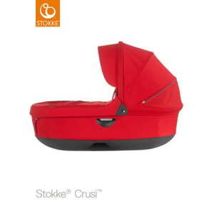 Stokke Crusi Stroller Cary Cot Red