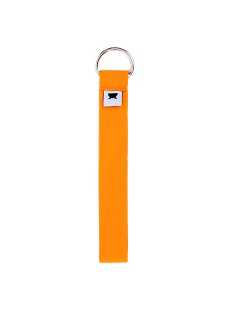OWL CLOTHES KEYRING ORANGE