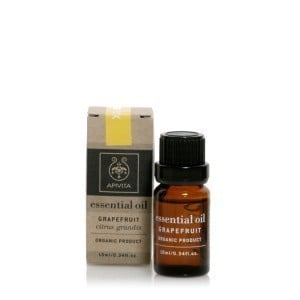 Apivita essential oil grapefruit
