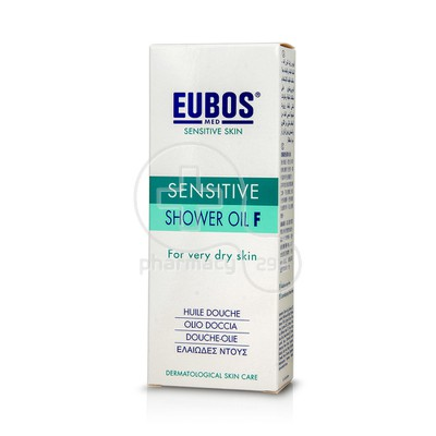 EUBOS - SENSITIVE SHOWER OIL F - 200ml