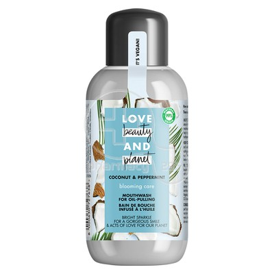 LOVE BEAUTY AND PLANET - Στοματικό Διάλυμα Coconut And Peppermint - 250ml