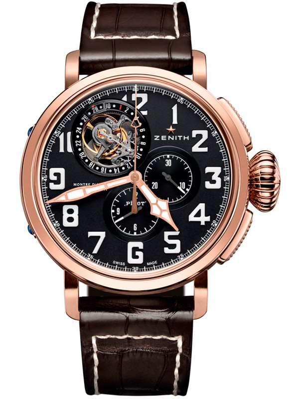 Pilot Aeronef Type 20 Tourbillon