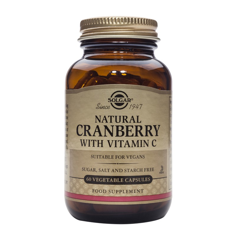 Cranberry Extract with Vitamin C
