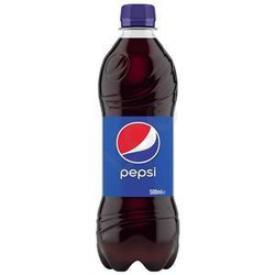 PEPSI COLA REGULAR PET 500 ml