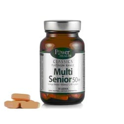 Power Health Classic Multi Senior 50+ 30δισκία