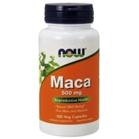 NOW MACA 500MG  100VEG. CAPS