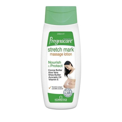 Vitabiotics - Pregnacare Stretch Mark Massage Lotion - 200ml
