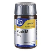 QUEST VITAMIN B6 50MG 60TABL