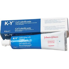 K-Y Lubricating Gel Sterile, 82gr