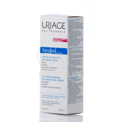 URIAGE - XEMOSE Creme Relipidante Anti Irritations - 200ml