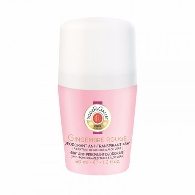 Roger   gallet gingembre rouge deodorant 50ml