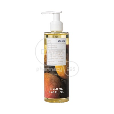 KORRES - GUAVA MANGO Instant Smoothing Serum-in-Shower Oil - 250ml