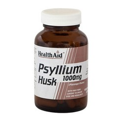 Health Aid Psyllium 1000mg 60caps