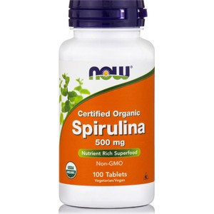 20180122110928 now foods spirulina 500mg 100 tampletes