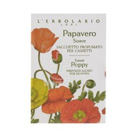 L'ERBOLARIO - PAPAVERO SOAVE Perfumed Sachet for Drawers - 1τεμ.