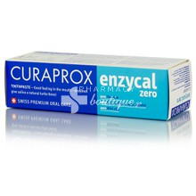 Curaprox ENZYCAL ZERO - Οδοντόπαστα, 75ml