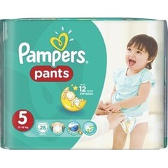Pampers Pants Value Pack No.5 (Junior) 12-18 kg 28 τεμάχια