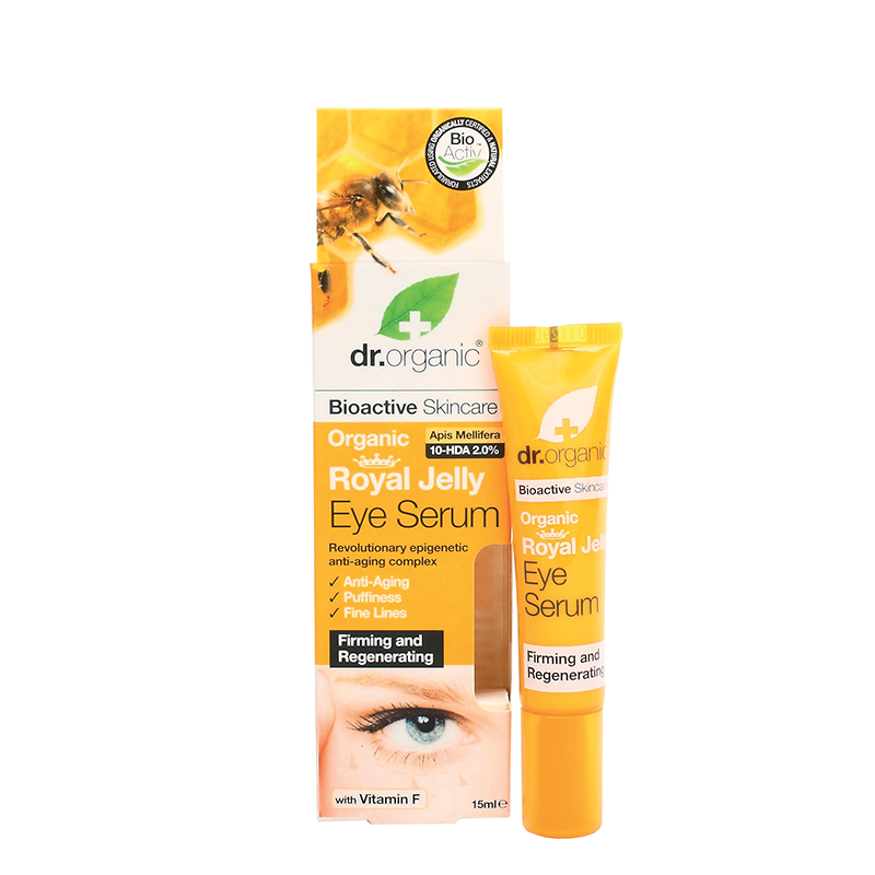 Organic Royal Jelly Eye Serum