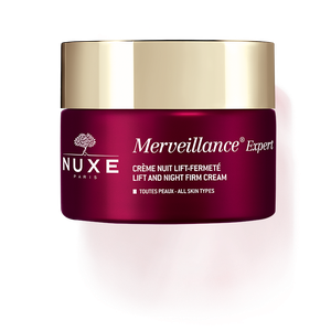 Anti wrinkle night cream merveillance  expert