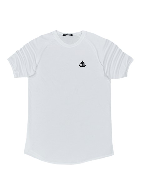 TONY COUPER WHITE CLASSIC T-SHIRT