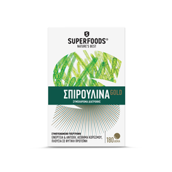 Superfoods Spirulina Gold 180tabs