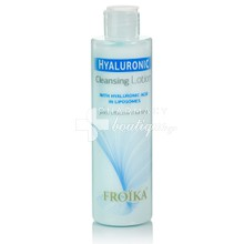 Froika Hyaluronic CLEANSING LOTION - Ντεμακιγιάζ, 200ml