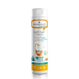 PHARMASEPT Kid care soft hair shampoo - απαλό σαμπουάν 300ml