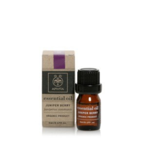 Apivita essential oil juniper berry detox 5ml