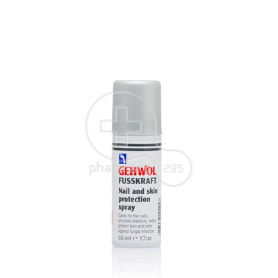 GEHWOL - FUSSKRAFT - Nail & Skin Protection Spray - 50ml